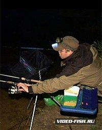 снасти на леща для ночной рыбалки
