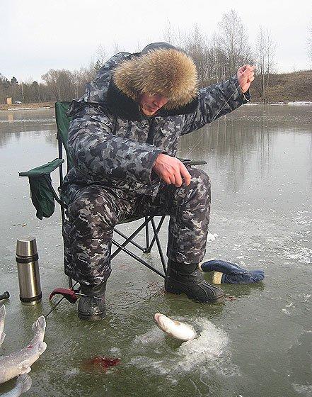 начало рыбалки весной 2016 в подмосковье