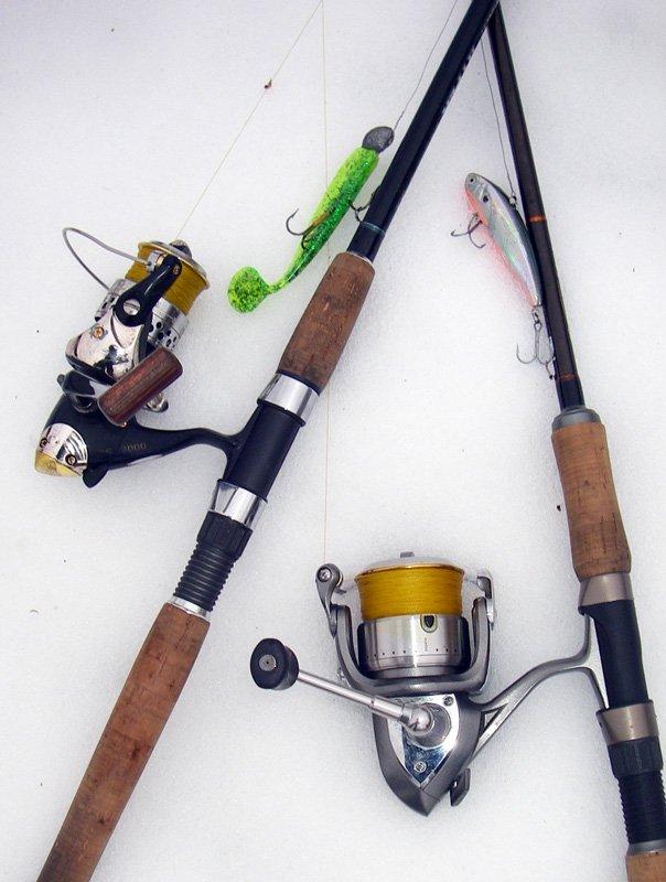 для щучьей рыбалки спиннинги