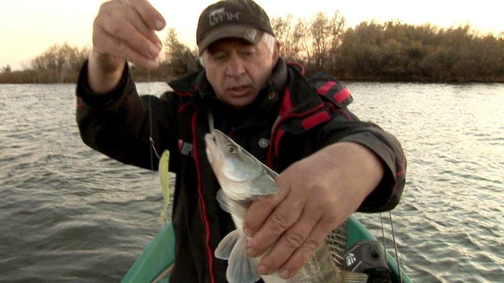 передача секреты рыбалки